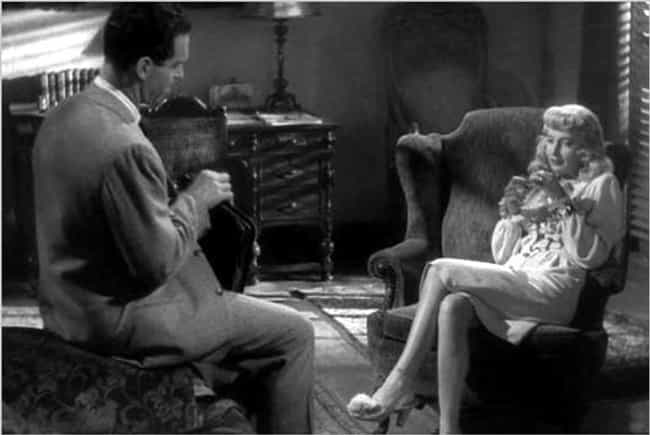 Neff with 2 F's is listed (or ranked) 3 on the list Double Indemnity Movie Quotes