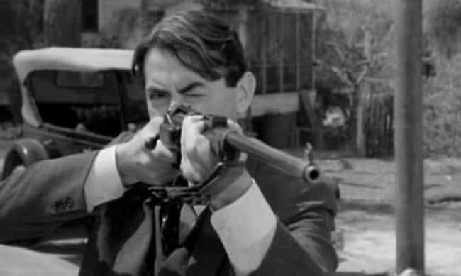 Shooting A Mockingbird is listed (or ranked) 2 on the list To Kill A Mockingbird Movie Quotes