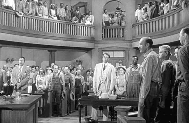 Put Your Feet In His Shoes is listed (or ranked) 1 on the list To Kill A Mockingbird Movie Quotes