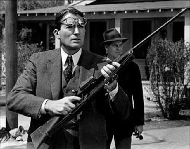 It's A Sin To Kill A Moc... is listed (or ranked) 4 on the list To Kill A Mockingbird Movie Quotes