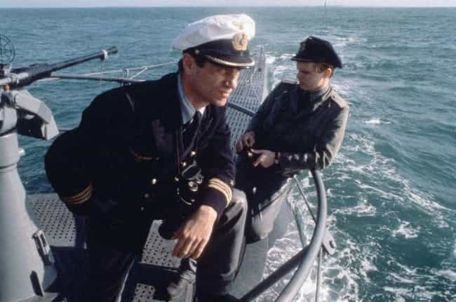 Where The Patrol Planes is listed (or ranked) 3 on the list Das Boot Movie Quotes