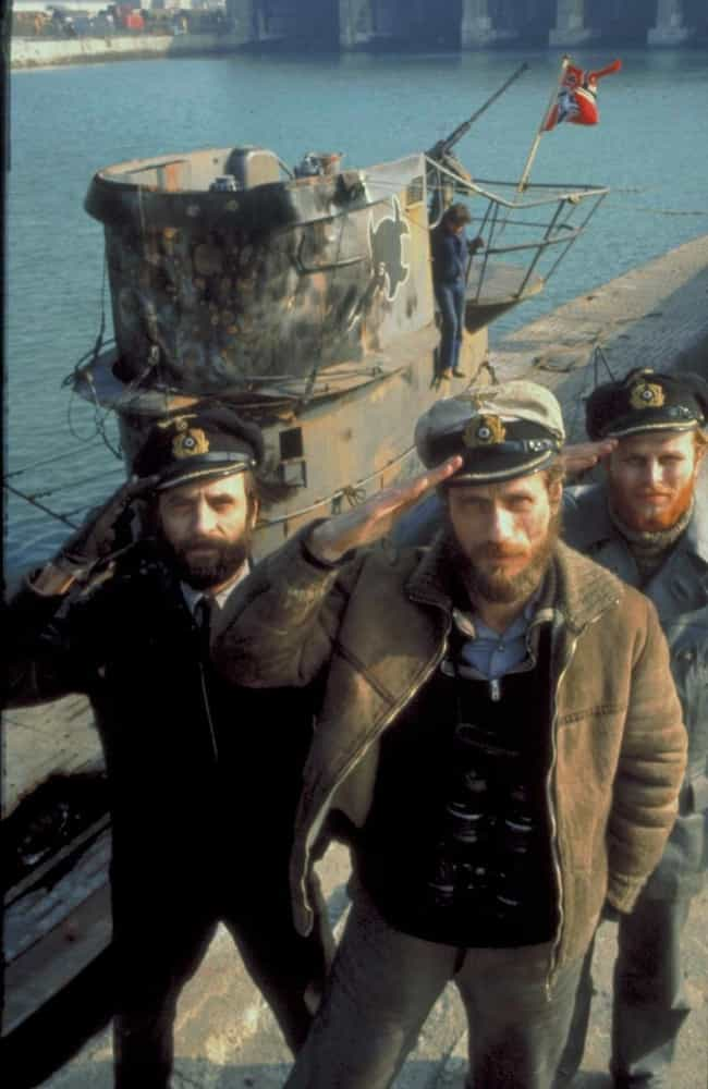 This is the Reality is listed (or ranked) 4 on the list Das Boot Movie Quotes