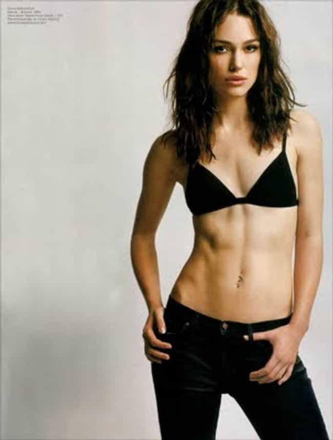 Keira Knightley is Ready to Th... is listed (or ranked) 4 on the list The 30 Hottest Keira Knightley Photos