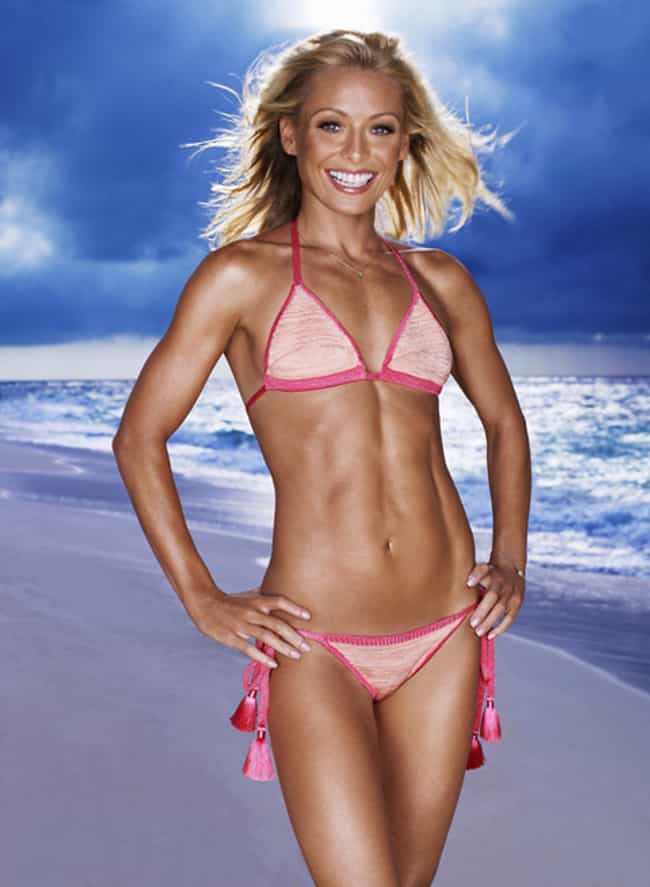 Kelly Ripa Finds The Beach Enc Is Listed Or Ranked 1