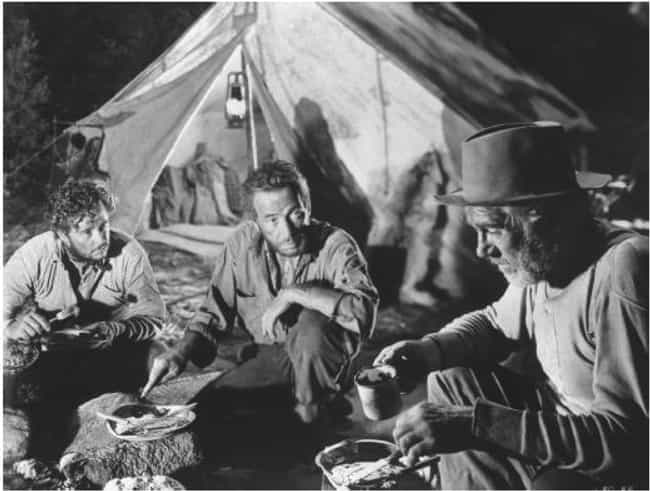 How About Some Beans is listed (or ranked) 4 on the list The Treasure of the Sierra Madre Movie Quotes