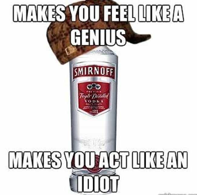 Scumbag Alcohol is Your Nobel ... is listed (or ranked) 2 on the list The Very Best of the Scumbag Alcohol Meme