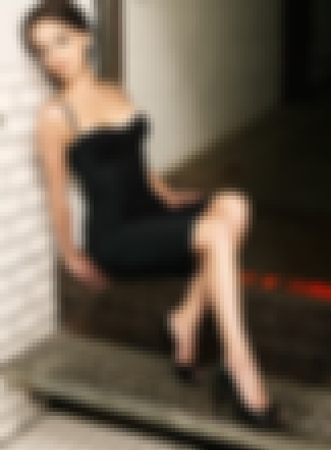 Kristin Kreuk in Black Lace Pa... is listed (or ranked) 2 on the list Hottest Kristin Kreuk Photos