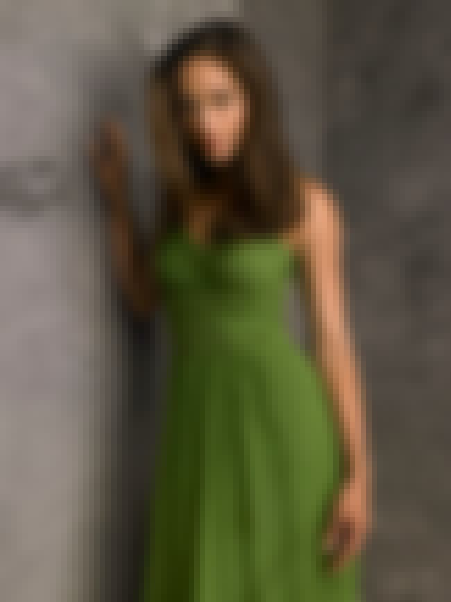 Kristin Kreuk in Olive Green D... is listed (or ranked) 4 on the list Hottest Kristin Kreuk Photos