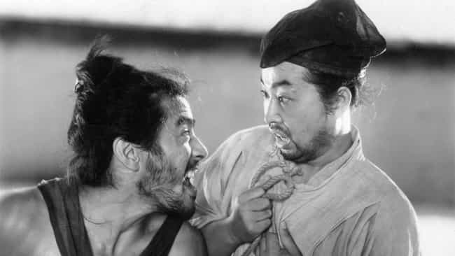 We All Want to be Forgetful is listed (or ranked) 4 on the list Rashomon Movie Quotes