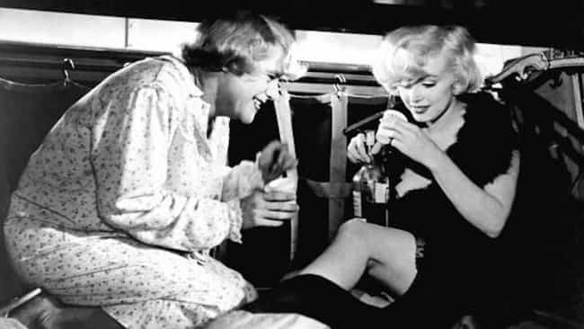 Another Problem is listed (or ranked) 1 on the list Some Like It Hot Movie Quotes