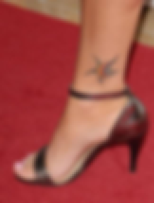 Moon and Star is listed (or ranked) 5 on the list Hot Megan Fox Tattoos
