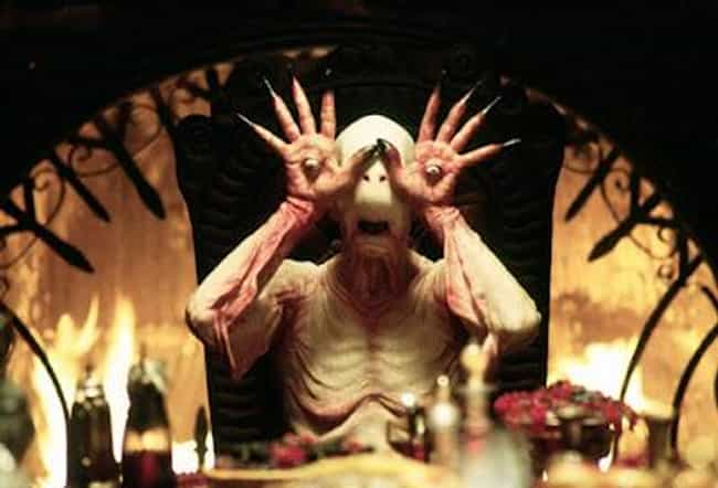 Visible Only to Those Wh... is listed (or ranked) 2 on the list Pan's Labyrinth Movie Quotes