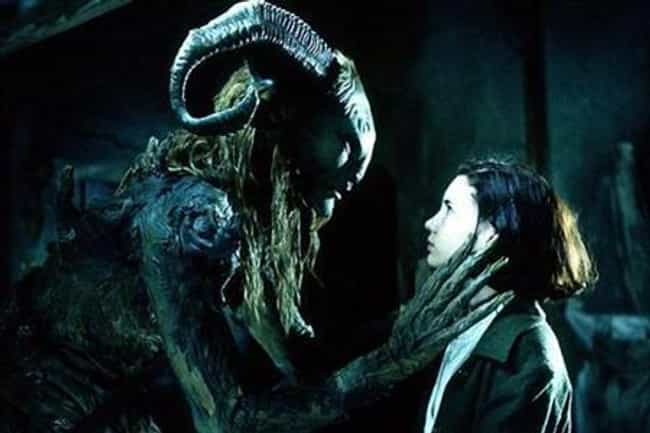 The World is a Cruel Pla... is listed (or ranked) 3 on the list Pan's Labyrinth Movie Quotes