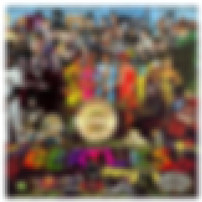 Sgt. Pepper's Mid Life Crisis is listed (or ranked) 4 on the list Beatles Parody Album Covers