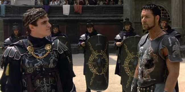 Only a Famous Death Will... is listed (or ranked) 3 on the list Gladiator Movie Quotes