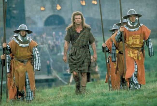 Set Your Heart Free is listed (or ranked) 4 on the list Braveheart Movie Quotes