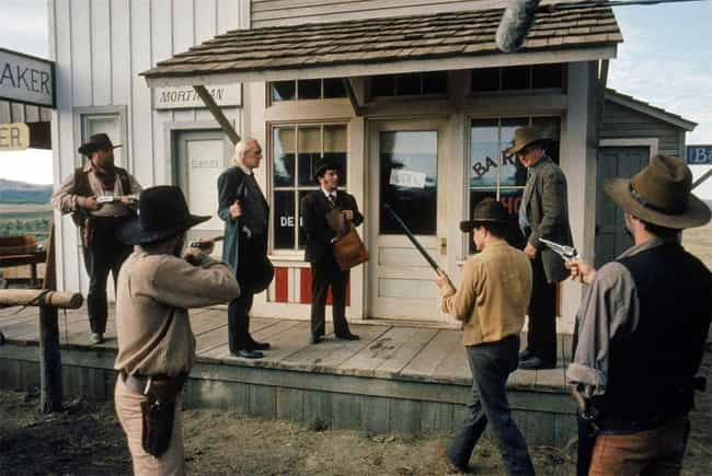 I'm Gonna Kill 'Em All ... is listed (or ranked) 3 on the list The Most Memorable 'Unforgiven' Movie Quotes