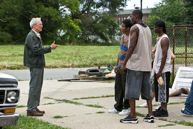 Stay in the House is listed (or ranked) 2 on the list Gran Torino Movie Quotes