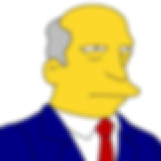 Superintendent Chalmers is listed (or ranked) 1 on the list The 17 Greatest Simpsons Religion Jokes