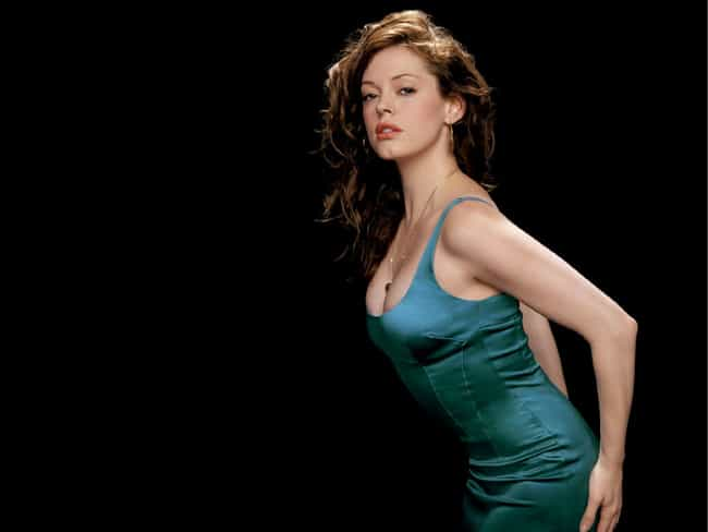 Rose McGowan Has Something to ... is listed (or ranked) 3 on the list The 28 Hottest Rose McGowan Photos