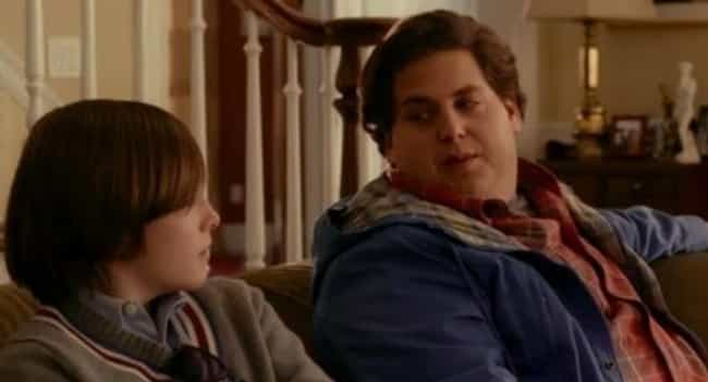 Little Tampon is listed (or ranked) 3 on the list The Sitter Movie Quotes