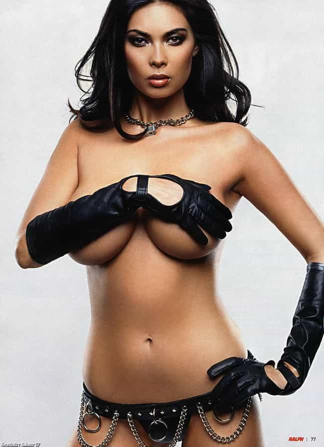 Tera Patrick in Leather Chaine... is listed (or ranked) 3 on the list Hottest Tera Patrick Photos