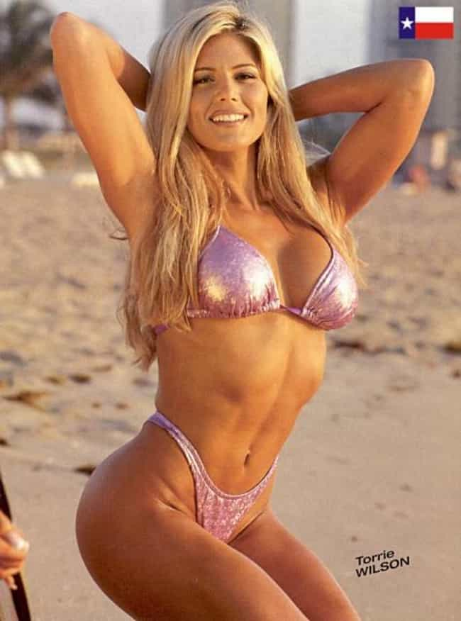 Torrie Wilson in Metallic High... is listed (or ranked) 4 on the list Hottest Torrie Wilson Photos