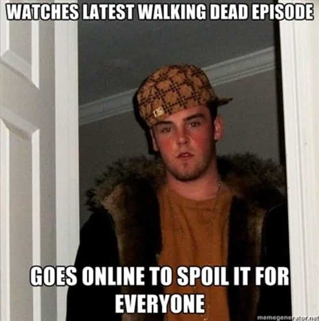 Scumbag Everything is listed (or ranked) 1 on the list The 47 Greatest Internet Memes of 2011