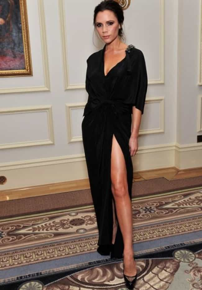 Victoria Beckham in Loose Chif... is listed (or ranked) 4 on the list Hottest Victoria Beckham Photos