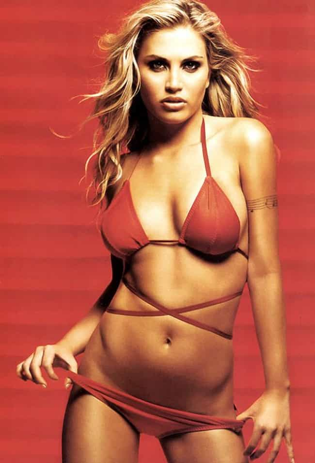Willa Ford in Red Sheer Crissc... is listed (or ranked) 3 on the list Hottest Willa Ford Photos