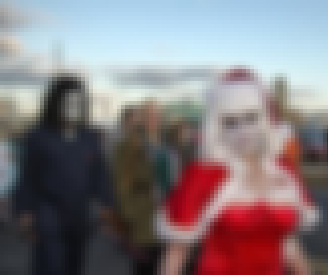Zombie Christmas is listed (or ranked) 3 on the list Unusual Holiday Party Ideas