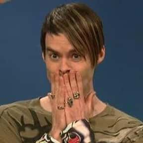 Stefon is listed (or ranked) 10 on the list The Best Saturday Night Live Characters of All Time