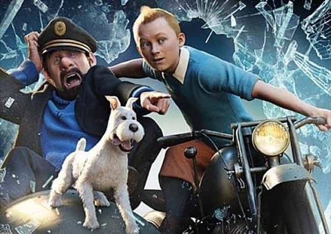 What Have you Done? is listed (or ranked) 3 on the list The Adventures of Tintin Movie Quotes