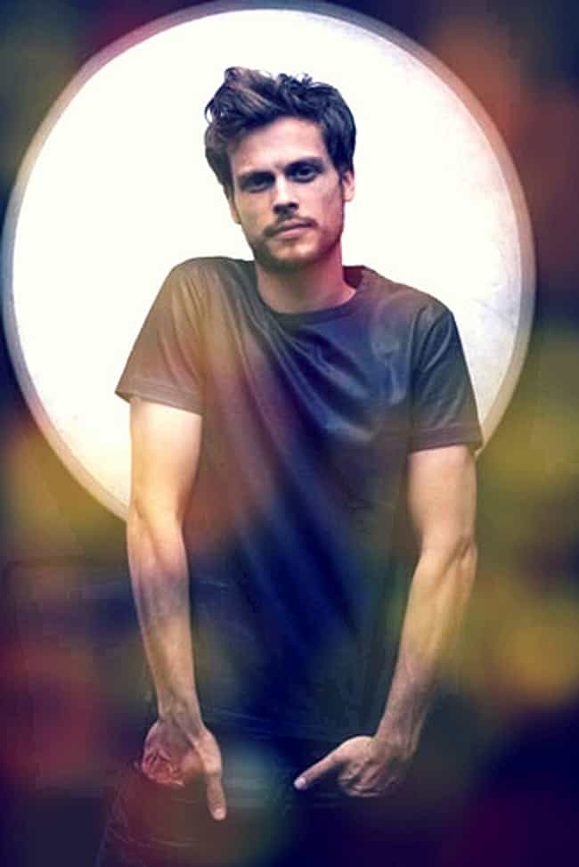 Matthew Grey Gubler in Black S... is listed (or ranked) 3 on the list The Hottest Matthew Gray Gubler Photos