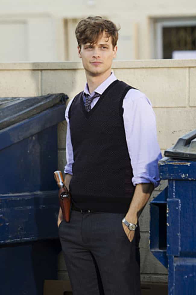 Matthew Grey Gubler in Contras... is listed (or ranked) 4 on the list The Hottest Matthew Gray Gubler Photos