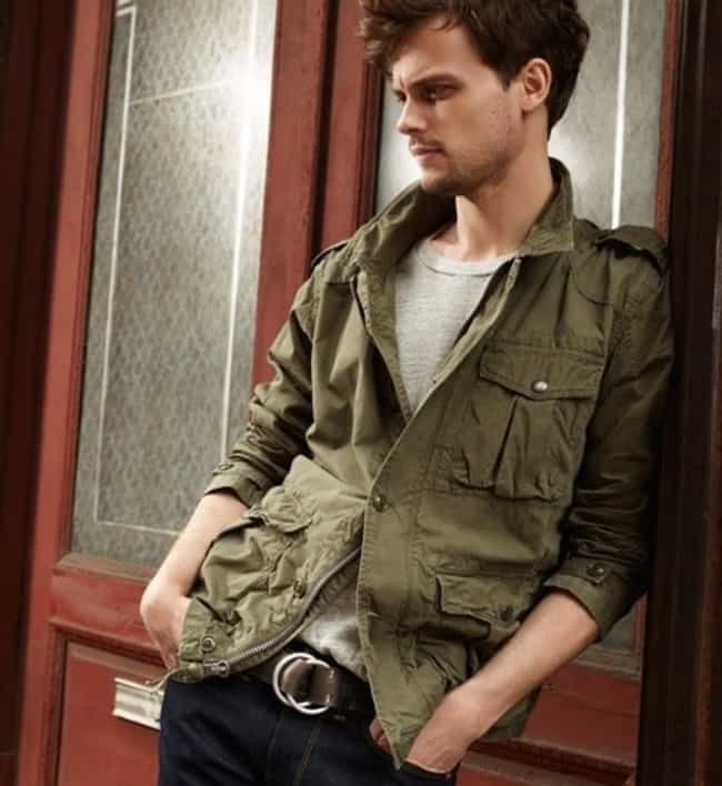 Matthew Grey Gubler in Adidas ... is listed (or ranked) 2 on the list The Hottest Matthew Gray Gubler Photos