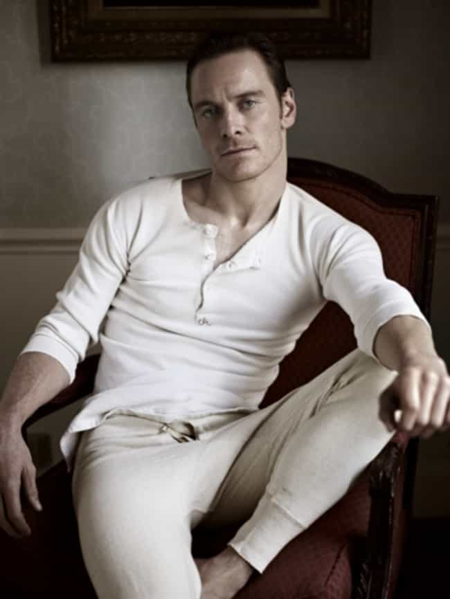 Michael Fassbender in Fitted L... is listed (or ranked) 2 on the list Hot Michael Fassbender Photos