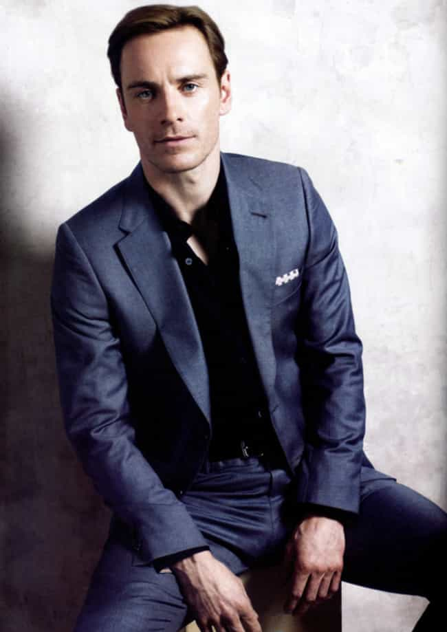 Michael Fassbender in River Is... is listed (or ranked) 3 on the list Hot Michael Fassbender Photos