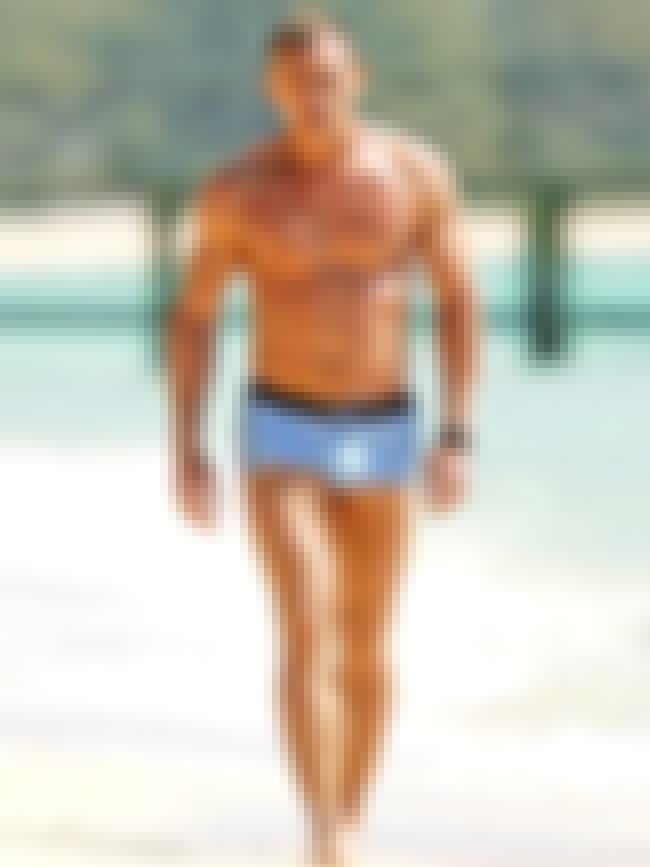 Daniel Craig in Beach Boxer Sh... is listed (or ranked) 1 on the list Hot Daniel Craig Photos
