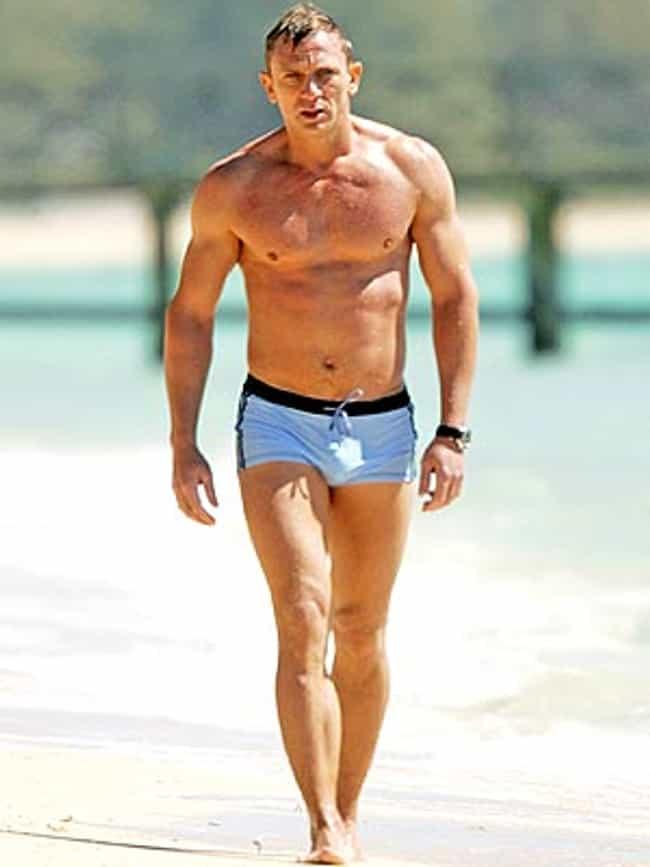 Daniel Craig: cel mai sexy James Bond