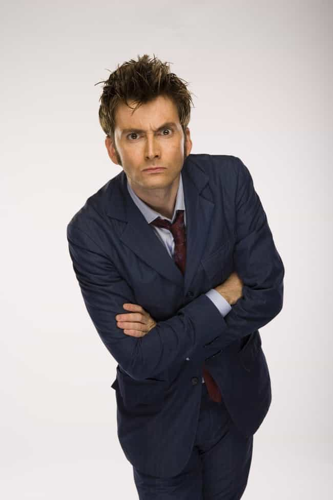 David Tennant in Suit Ned Jack... is listed (or ranked) 2 on the list Hot David Tennant Photos