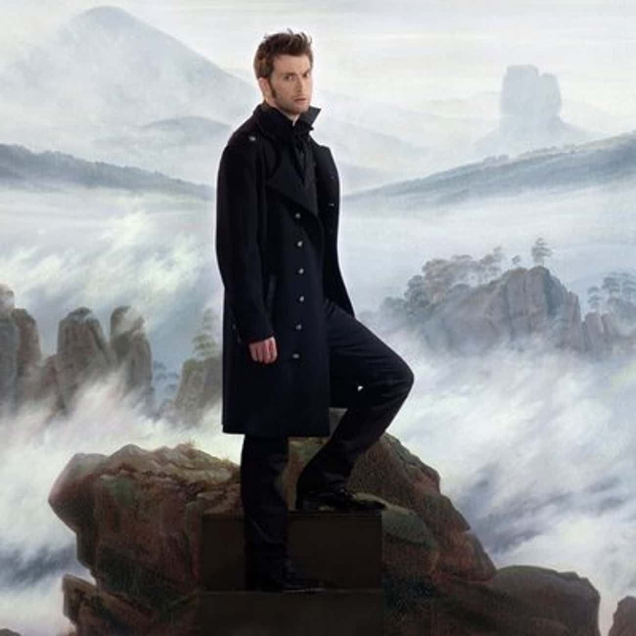 David Tennant in Oversized Boy is listed (or ranked) 3 on the list Hot David Tennant Photos