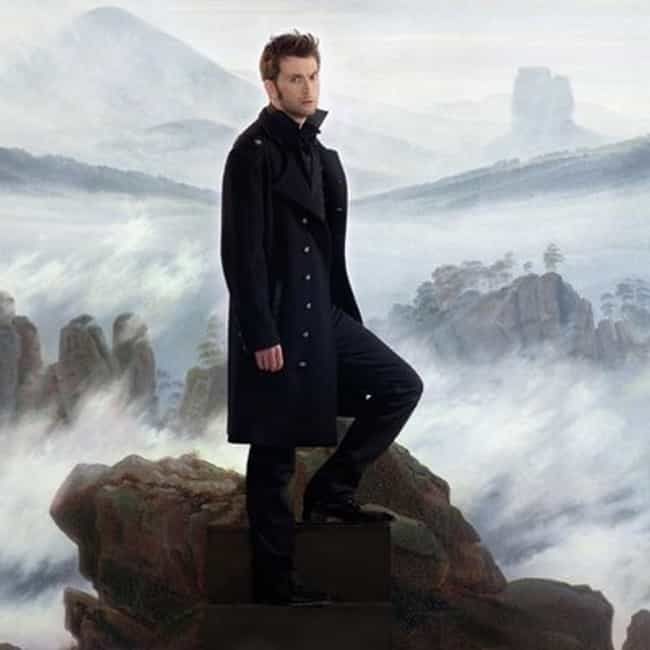 David Tennant in Oversized Boy... is listed (or ranked) 4 on the list Hot David Tennant Photos