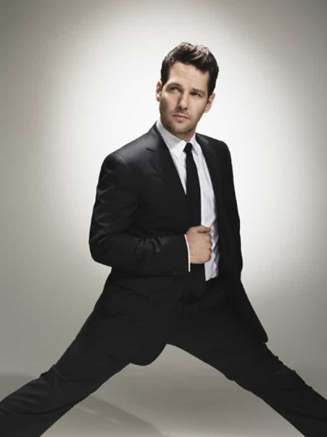 Paul Rudd in Selected Ca... is listed (or ranked) 3 on the list Hot Paul Rudd Photos