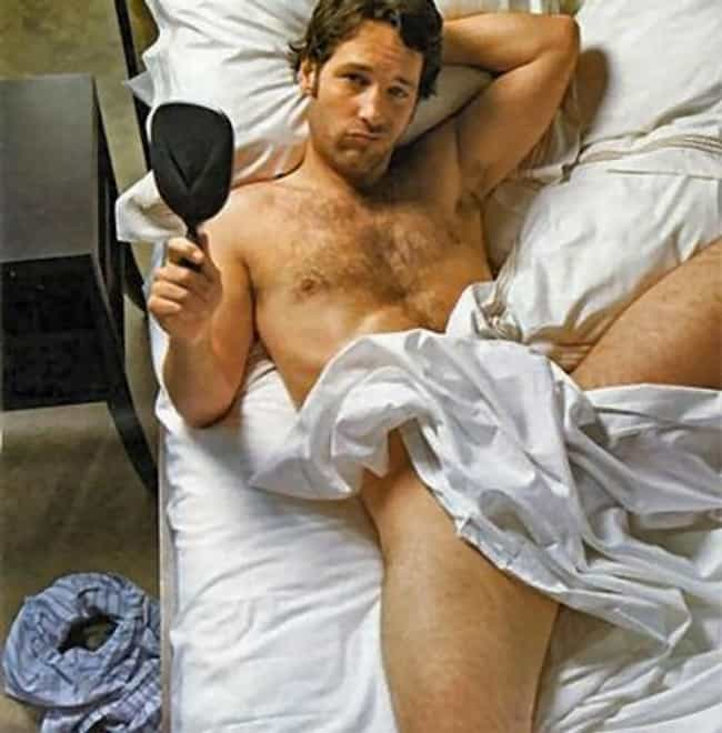 Paul Rudd in White Cloth... is listed (or ranked) 1 on the list Hot Paul Rudd Photos
