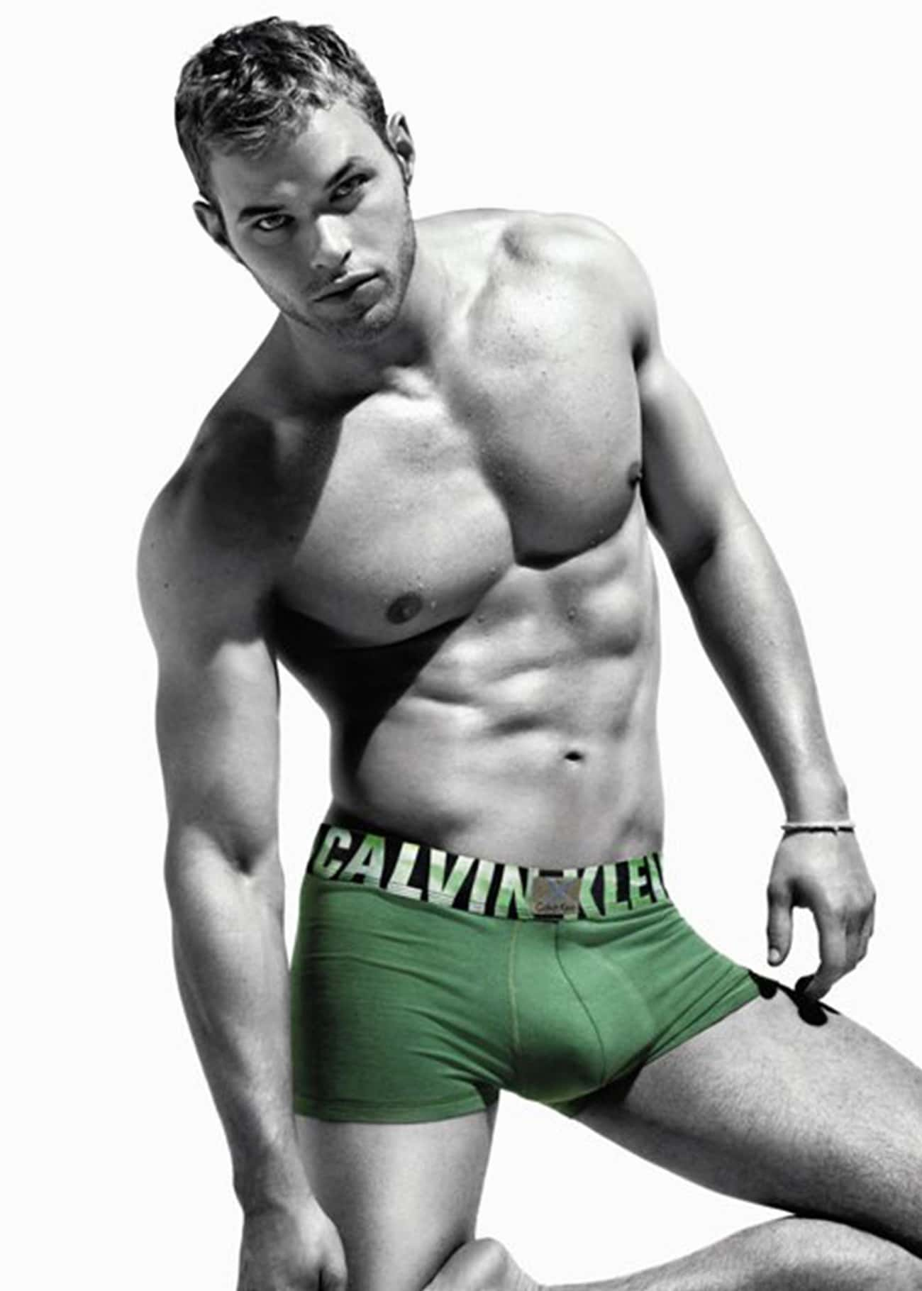Kellan Lutz in Calvin Klein Un is listed (or ranked) 2 on the list Hot Kellan Lutz Photos