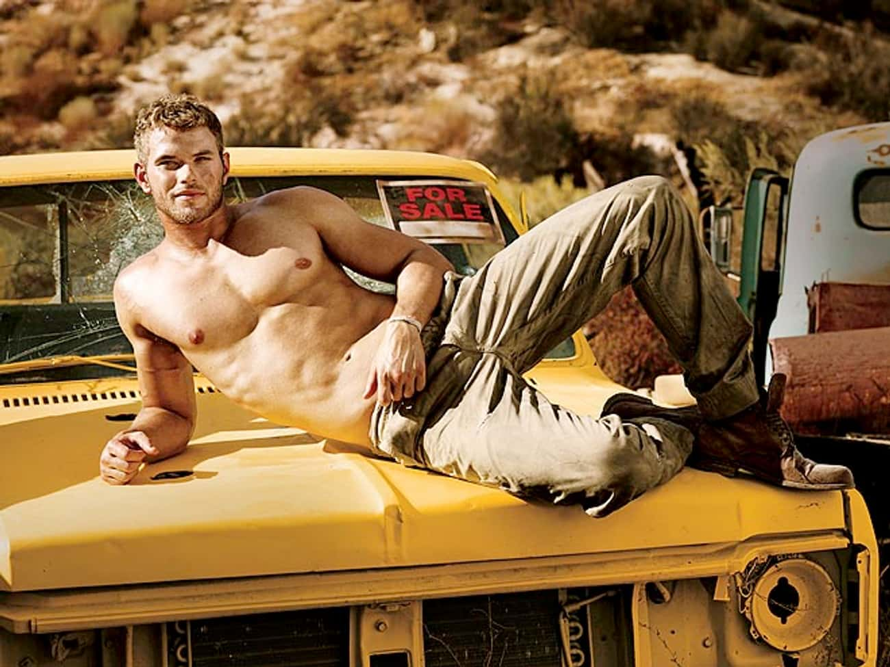 Kellan Lutz in Warehouse Pants is listed (or ranked) 4 on the list Hot Kellan Lutz Photos