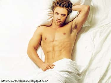 Robert Pattinson in a Piece of is listed (or ranked) 1 on the list Hot Robert Pattinson Photos