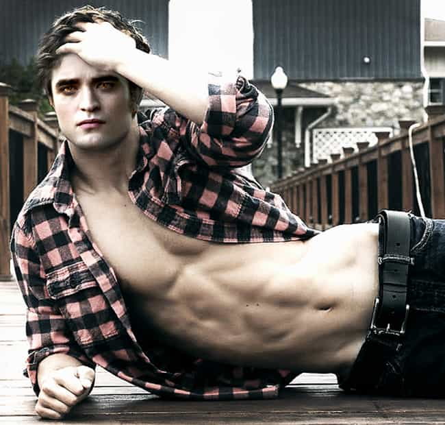 Robert Pattinson in Checkered ... is listed (or ranked) 2 on the list Hot Robert Pattinson Photos