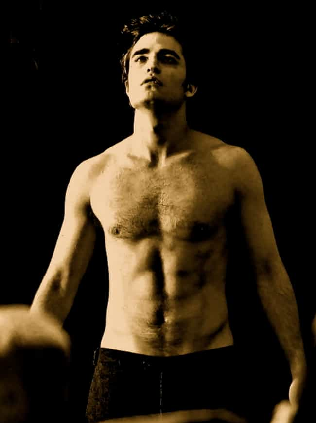 Robert Pattinson in Black Pant... is listed (or ranked) 3 on the list Hot Robert Pattinson Photos